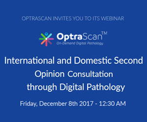 International and Domestic Second Consultation through Digital Pathology