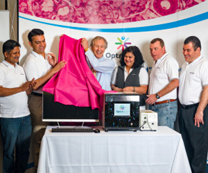 OptraSCAN Digital Pathology Launches Fluorescent Whole Slide Imaging Scanner at MMTC 2017, as Part of its On-Demand Model