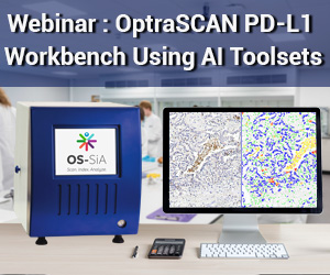 OptraSCAN to Demonstrate Its PD-L1 Workbench Using AI Toolsets in Forthcoming Webinar