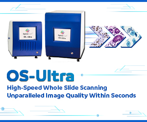 OptraSCAN Launches OS-Ultra World's First High Speed Whole Slide Scanner At Affordable Pricing